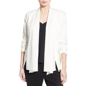 Trouve NWT Convertible Jacket in White Snow